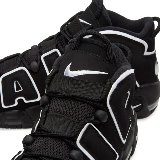 Nike Air More Uptempo Detailed Photos