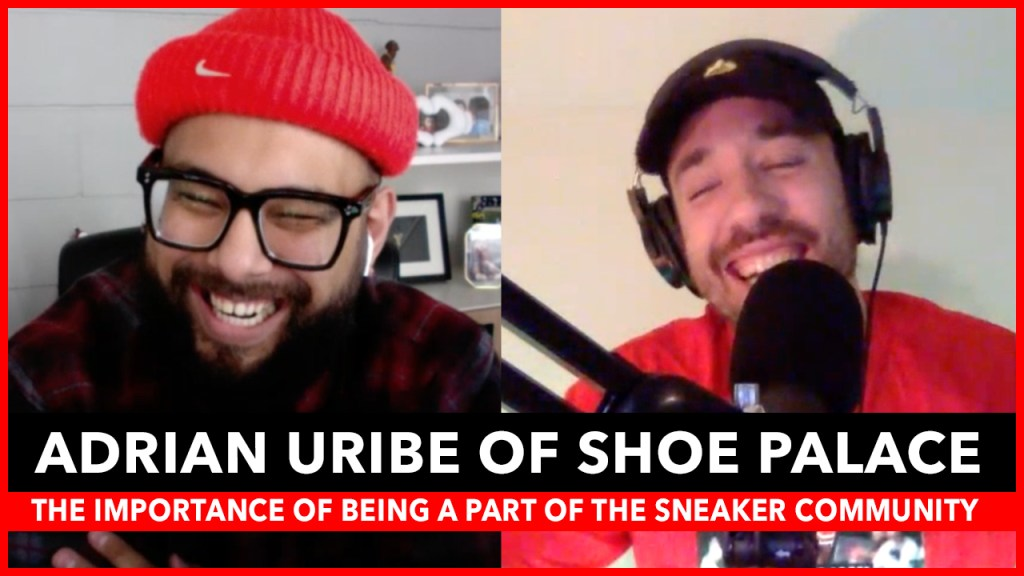 Adrian Uribe Shoe Palace Interview