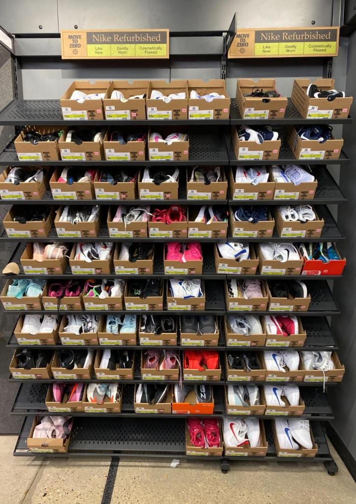 Nike Is Selling Refurbished Sneakers