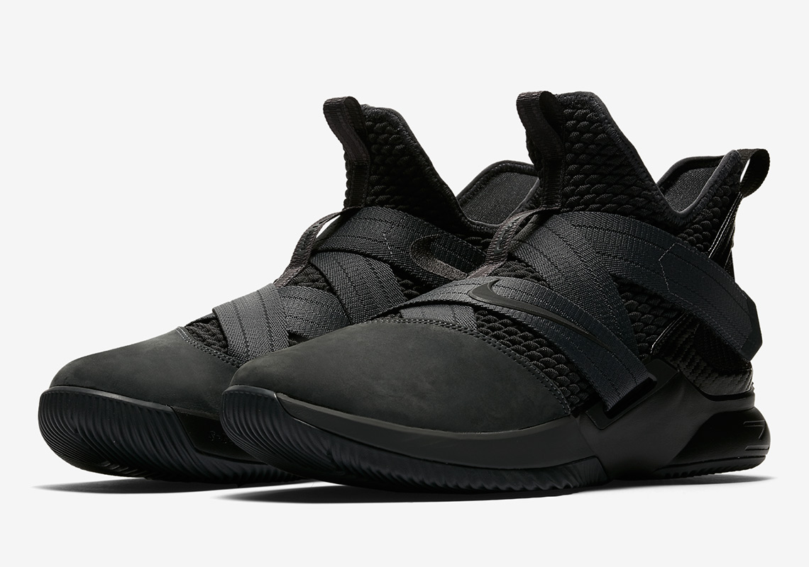 "Nike LeBron Soldier 12 debuut in ""Zero Dark Thirty"" Colorway"