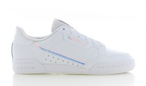 adidas Continental 80 Wit/Holographic Junior
