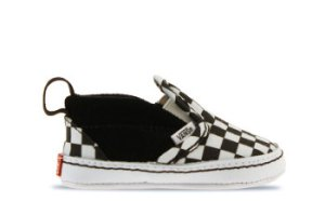 Vans Slip-On Checkerboard Crib Baby