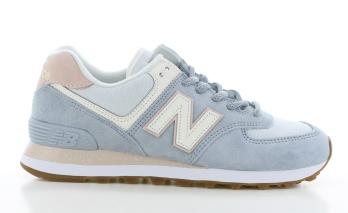 New Balance 574 Lichtblauw Dames