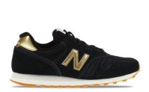 New Balance 373 Zwart/Goud Dames