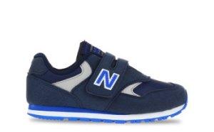 New Balance 393 Blauw Kinderen