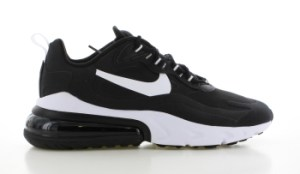 Nike Air Max 270 React Zwart/Wit Heren