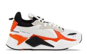 Puma RS-X Mix Wit/Oranje
