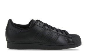 adidas Superstar Zwart Heren