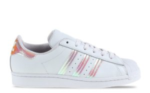 adidas Superstar Wit/Holographic