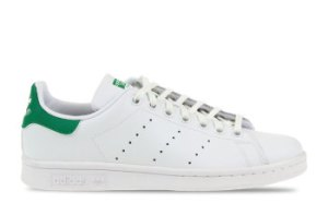 adidas Stan Smith Wit/Groen