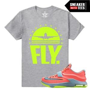 detailed look ec2cf a7e93 jordan 9 bright mango tees match infrared 9 sneaker shirts