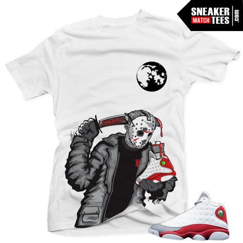 be195ee36d7c85 ... Grey-toe-13s-matching-sneaker-tees-sneaker Custom Master Of  JORDAN 12  ...