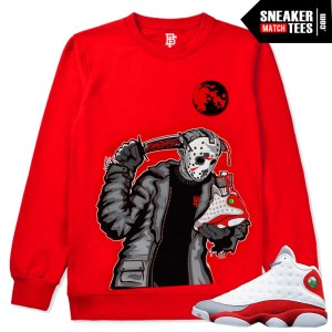 59ea21276973 ... Grey-toe-13s-sweaters-and-shirts-to-match- Jordan ...