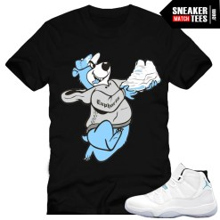 Legend Blue 11 matching sneaker tees shirts match jordan retro Legend Blue 11s