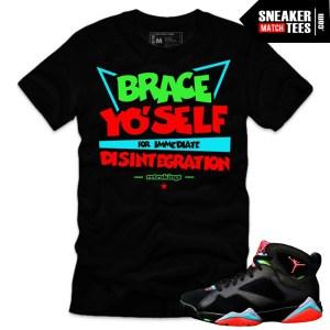 Marvin the Martian 7s shirts sneaker tees online shopping karmaloop streetwear matching new jordans