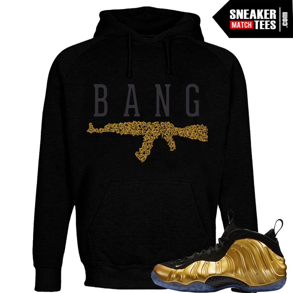 9f97144b813c hoodies match foamposite metallic gold foam hood match