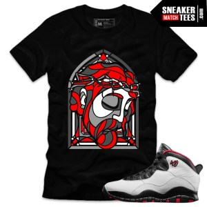 Jordan 10 Double Nickel Shirts online shopping streetwear sneaker tees