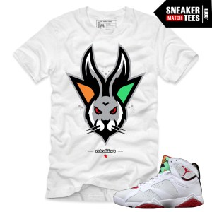 Jordan 7 Shirts to match