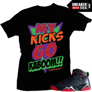 Marvin the Martian quotes t shirt sneaker tees shirts sneaker news