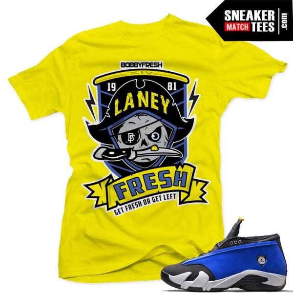eead2bec2aea Sneaker tees match Laney 14 Jordan Retros