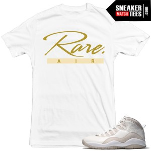OVO 10s matching sneaker t shirts