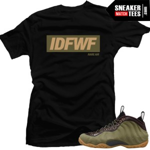 shirt-to-match-sneakers-Olive-Foams
