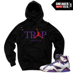 Jordan Hoodie to match Jordan 7 Retro Sweater