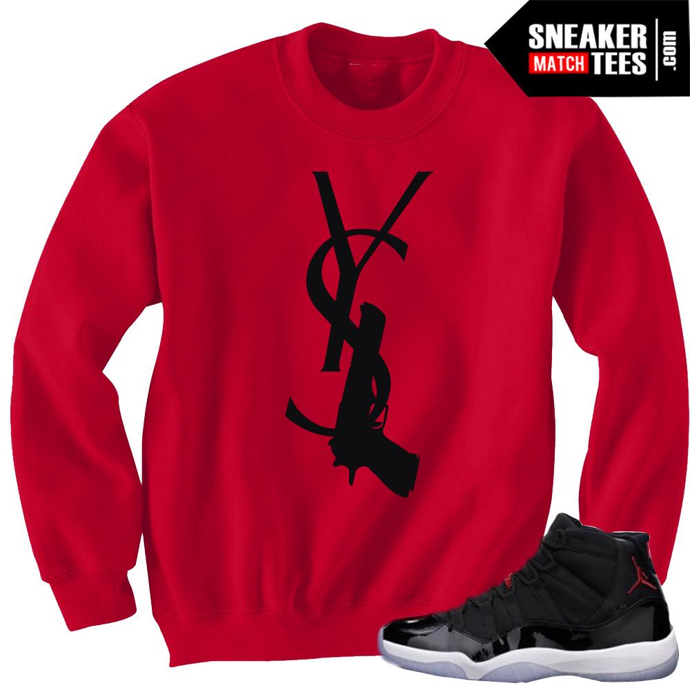 info for 19fdf 685b0 ... shirt  Jordan-11-72-10-matching-crewneck-Sweater-Sneaker- ...