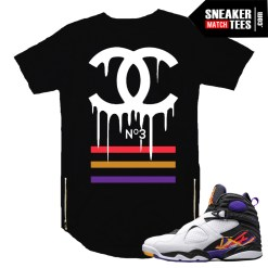 3 peat 8s matching t shirts clothing online