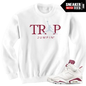 Sweater-to-match-Maroon-6-Jordans