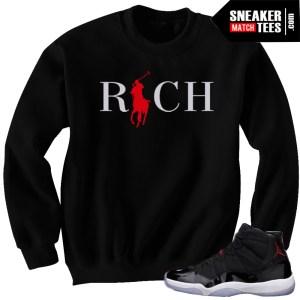 shirts to match Jordan 11 72-10