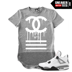 Cement IVs matching t shirts