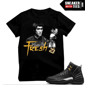 Master 12s match sneaker tees