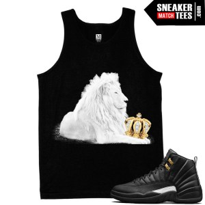 Tank Tops to match Master Jordan 12s
