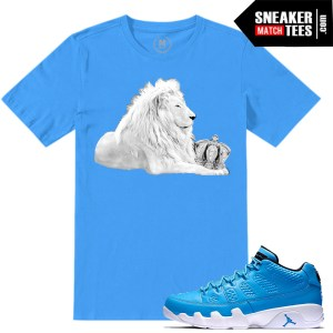 Match Pantone 9 low Jordan Retros Shirts