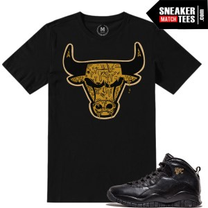 NYC 10 Jordan Retros t shirts match
