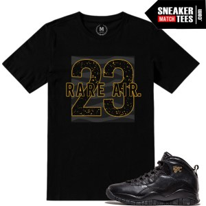 NYC 10 shirt match Jordan