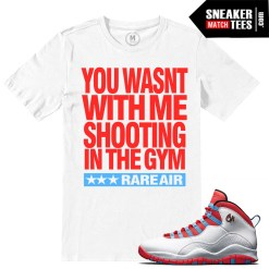 sneaker tees match Chicago Flag 10