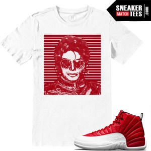 Gym Red t shirts Jordan Retros