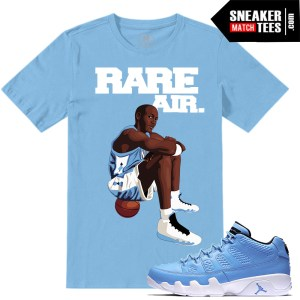 Sneaker tees Pantone 9 low match Jordan tees