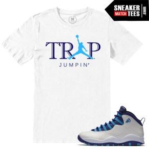 T shirts Match Retro Jordan 10 Hornet