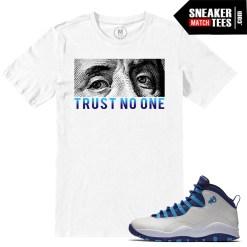 T shirts match Jordan 10 Hornets