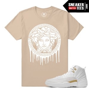 Jordan 12 OVO sneaker match tees
