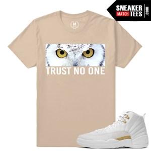 T shirts match Jordan 12 OVO