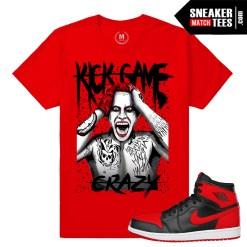 Banned 1 Jordan Retros Tshirt match