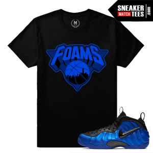 Ben Gordon Foams Match T shirts