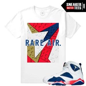 Sneaker Shirts match Jordan Retro 7