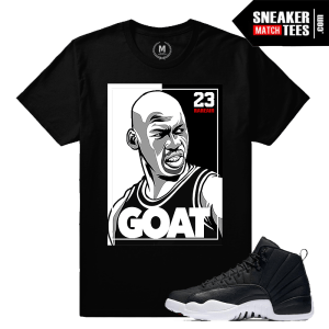 Jordan 12 Neoprene t shirt match