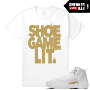 Match OVO 12 Jordan Retros