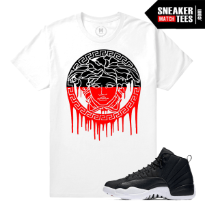 Match Retro Jordans 12 Neoprene shirt